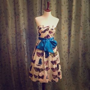 Anthropologie MAEVE party dress
